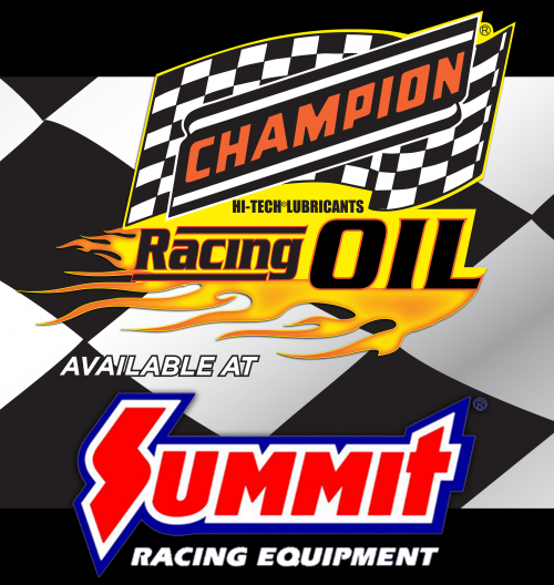 Champion Now Available at Summit Racing'