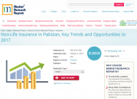 Non Life Insurance in Pakistan, Opportunities to 2017