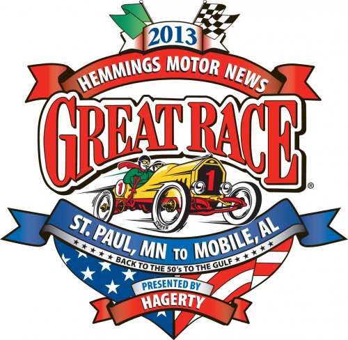 Champion Racing Oil to Sponsor the 2013 Great Race'