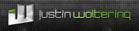 Justin Woltering Logo