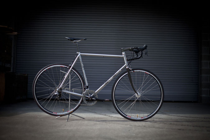 New Sportif Racer, Cielo by Chris King