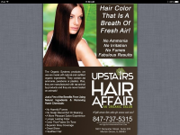 Upstairs Hair Affair