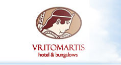 Vritomartis logo'