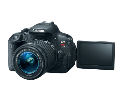 Canon EOS Rebel T5i Cyber MOnday & Black Friday'