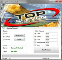 Top Eleven Be A FootBall Manager free tokens