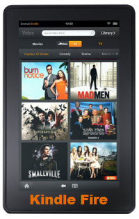 Buy Kindle Fire Tablet'