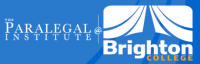 The Paralegal Institute at Brighton College Logo
