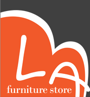 LA Furniture Store Logo