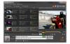 Movavi Video Converter 14 User Interface'