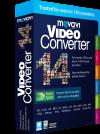 Movavi Video Converter 14 boxshot'