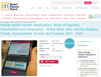 Mobile Wallet Market - Applications, Mode of Payment