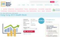 Hong Kong 2013 Wealth Book