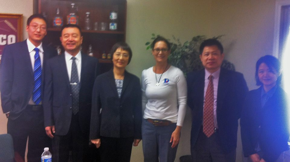 China Gaoxin Investment Group In Denver, Co