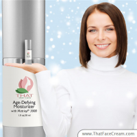 Anti-Aging Face Moisturizer for Dry Skin