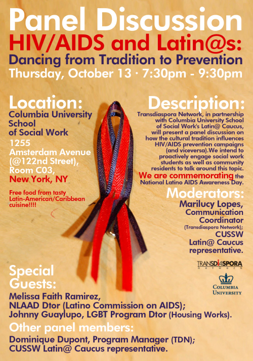 HIV/AIDS and Latinos: Dancing from Tradition to Prevention'