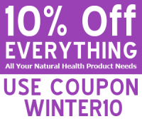 Natural Alternative Products 10% Coupon