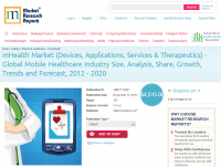 Global Mobile Healthcare Industry Size, Analysis, 2012 - 202