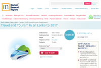 Travel and Tourism in Sri Lanka to 2017