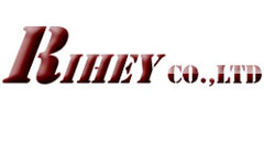 Logo for rihey co.,ltd'