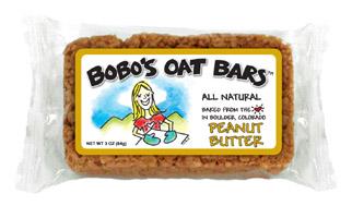 Logo for Bobo's Oat Bars'