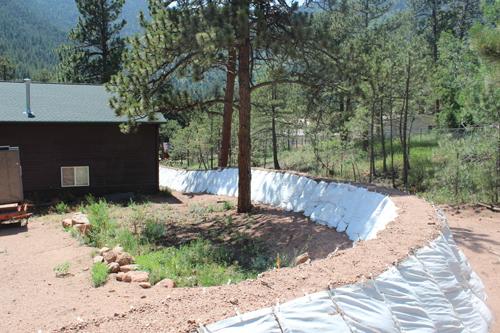 Community Building Installation'