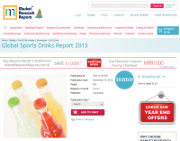 Global Sports Drinks Report 2013