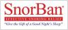 Company Logo For SnorBan'