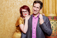 An Evening with Megan Mullally on SethTV