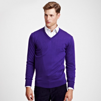 Purple Millard Jumper