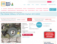 The Global Military GPS / GNSS Market 2013-2023
