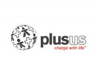 PlusUs Logo