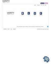 Verity Technologies Pvt. Ltd Logo
