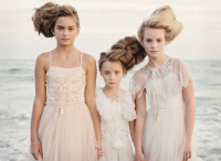 Koko Blush & Company: 3 Girls Dresses