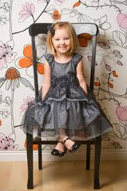 Koko Blush & Company: Girls black dress