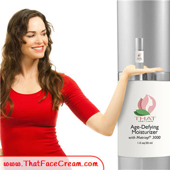 Age-Defying Moisturizer with Matrixyl 3000