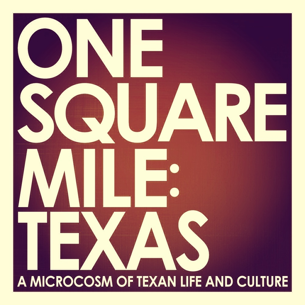ONE SQUARE MILE:  TEXAS Logo