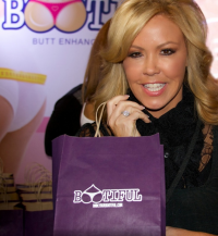 Dance diva Mary Murphy gets Bootiful Butt at AMA gift suite