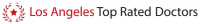 Los Angeles Top Rated Doctors Logo