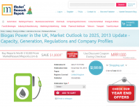 Biogas Power in the UK, Market Outlook to 2025