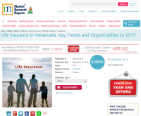 Life Insurance in Venezuela, Key Trends and Opportunities
