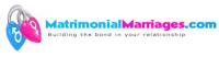 MatrimonialMarriages.com Logo
