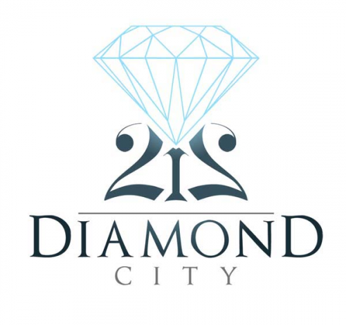 Logo for 212 Diamond City'