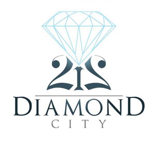 Logo for 212 Diamond City'