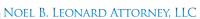 Noel B. Leonard Attorney, LLC Logo