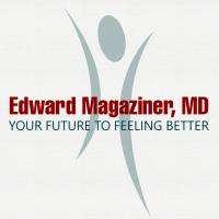 Dr. Edward Magaziner Logo