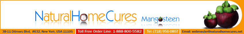Natural Home Cures Logo