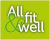 Company Logo For All Fit & Well'