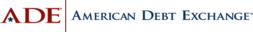 Logo for American Debt Exchange'