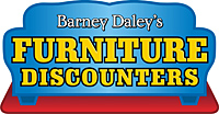 Barney Daley's Furniture Discounters Logo