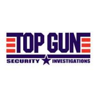 Top Gun Security & Investigations Logo